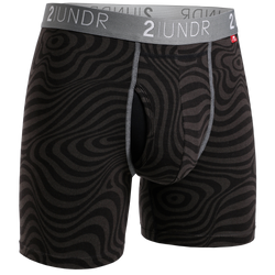 2Undr Swing Shift Boxer Brief Prints - Zebrata