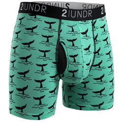 2Undr Swing Shift Boxer Brief Prints - Moby