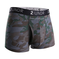 2Undr Swing Shift Trunk Print - Dark Camo