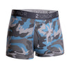 2Undr Swing Shift Trunk Print - Ice Camo