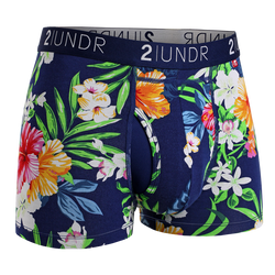 2Undr Swing Shift Trunk Print - Tahiti