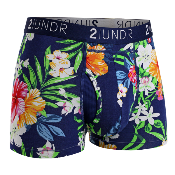 2Undr Swing Shift Trunk Print - Kona