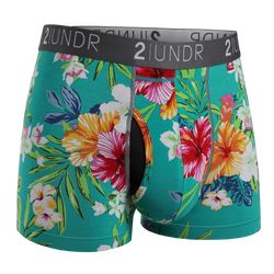 2Undr Swing Shift Trunk Print - Turks