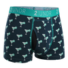 2Undr Swing Shift Trunk Print - Margaritas