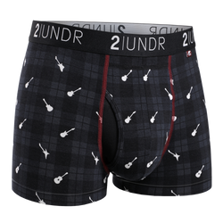 2Undr Swing Shift Trunk Print - Rockin' Plaid
