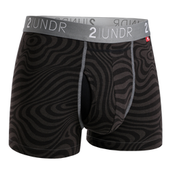 2Undr Swing Shift Trunk Print - Zebrata