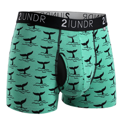 2Undr Swing Shift Trunk Print - Moby