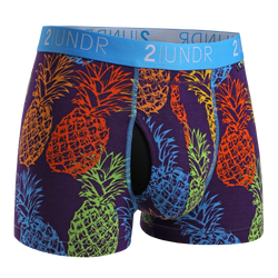 2Undr Swing Shift Trunk Print - Pina Colada