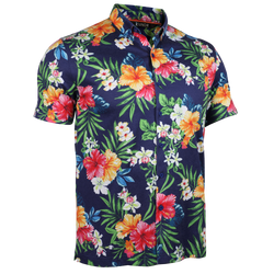 2Undr The Tourist Buttondown - Tahiti