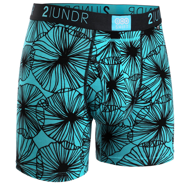 2Undr Eco Shift Boxer Brief - Bloomers
