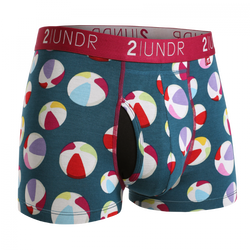 2Undr Swing Shift Trunk Print - Beach Balls