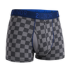 2Undr Swing Shift Trunk Print - Check Mate