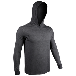 2Undr Long Sleeve Hooded Tee