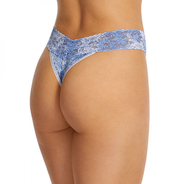 Hanky Panky Denim Splash Thong