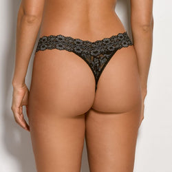 Hanky Panky Cross Dyed Thong Original Rise Thong 591054p