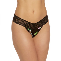 Hanky Panky Tropical Jersey Thong
