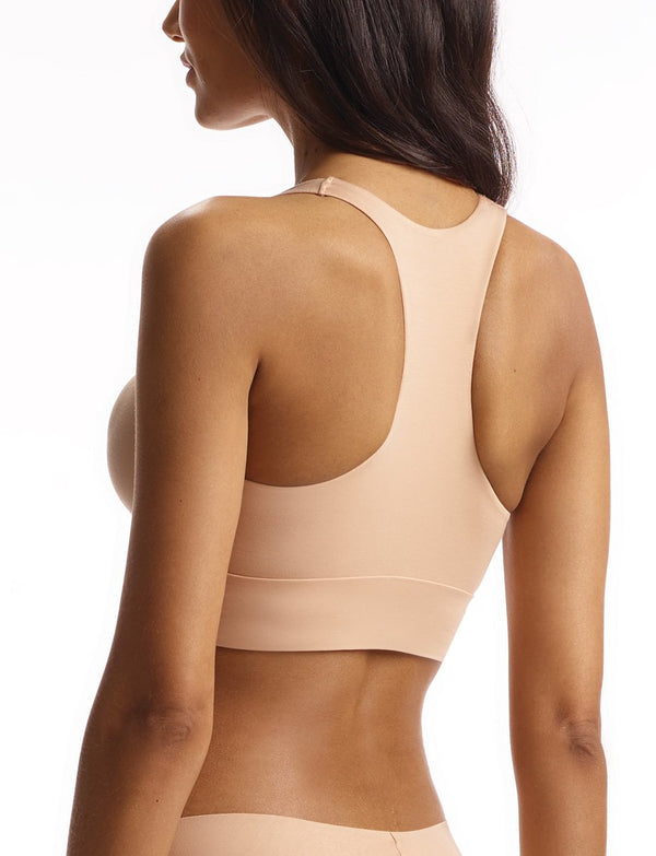 Commando Butter Comfy Racer Back Bralette BRA223