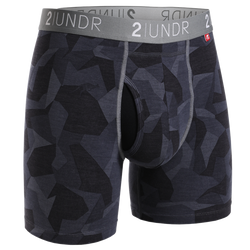 2Undr Swing Shift Boxer Brief Camo Prints