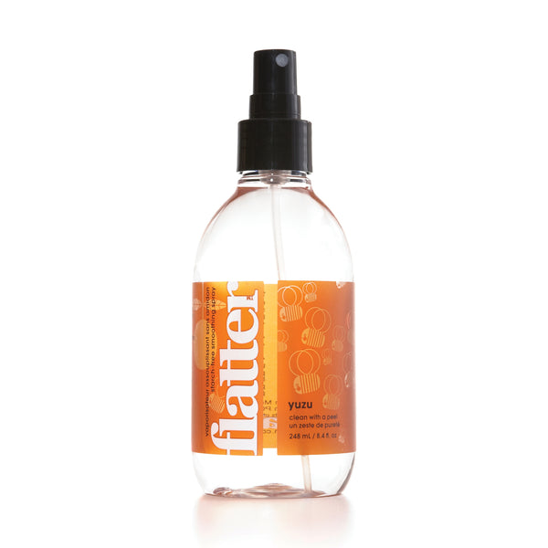 Yuzu Flatter Spray