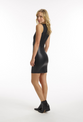 Commando Faux Leather Signature Dress
