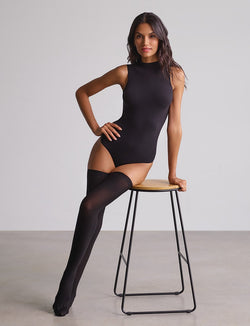 Commando 70d Up All Night Opaque Thigh High