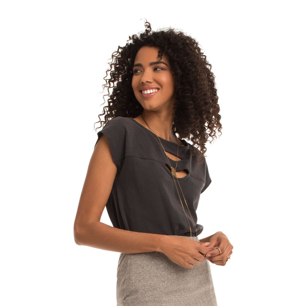 Synergy RCT15 Recycled Poly Livvy Top