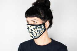 Fidelity Non Medical Leopard Brush Face Mask Version 3