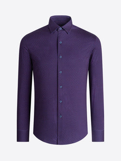 Bugatchi Oooh Cotton Tech LS Button up PF9822K83