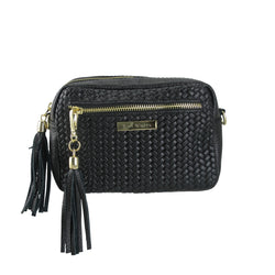 Ron White Palmdale Embossed Handbag
