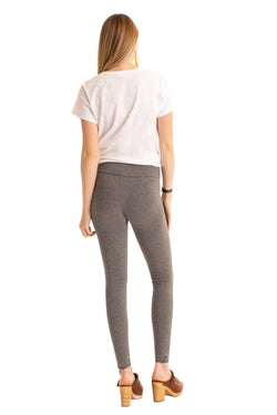 Synergy Heathered Basic Legging