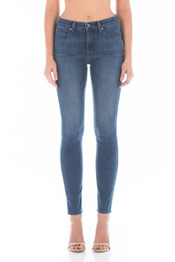 Fidelity Gwen Crop High Rise Skinny Crop