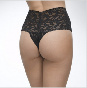 Hanky Panky Retro Thong 9K1926p Packaged