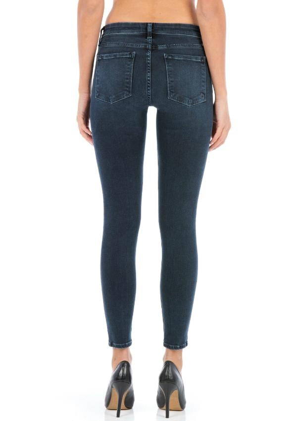 Fidelity Denim Sola City Blue Back