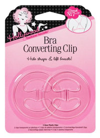 Hollywood Bra Converting Clip - 2 Count
