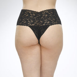 Hanky Panky Retro Lace *Plus Size* Thong 9K1926X