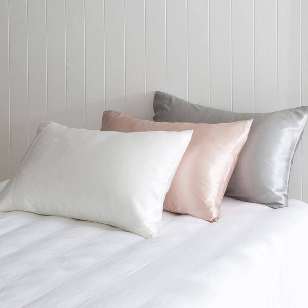 Silkki Silk Pillowcases