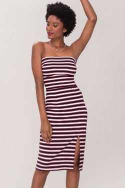 Leota Leeza Strapless Dress