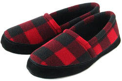 Polar Feet Mens Perfect MOCS- Lumberjack