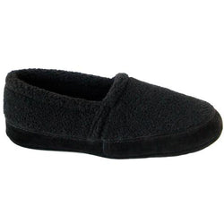 Polar Feet Women Perfect Mocs - Black Berber