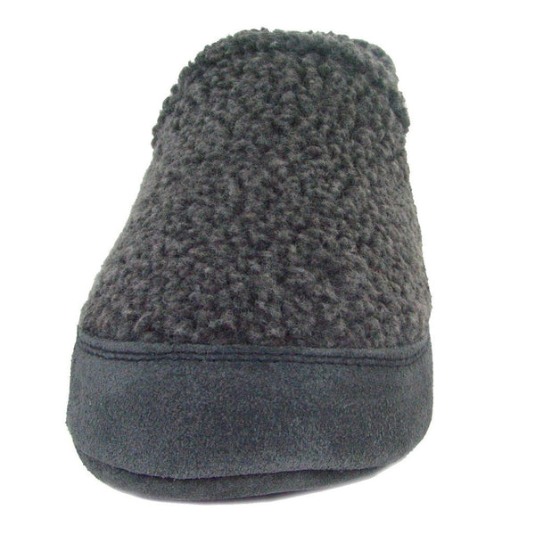 Polar Feet Women Perfect Mocs - Grey Berber