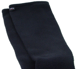 Polar Feet Fleece Bootliners - Supersoft Black