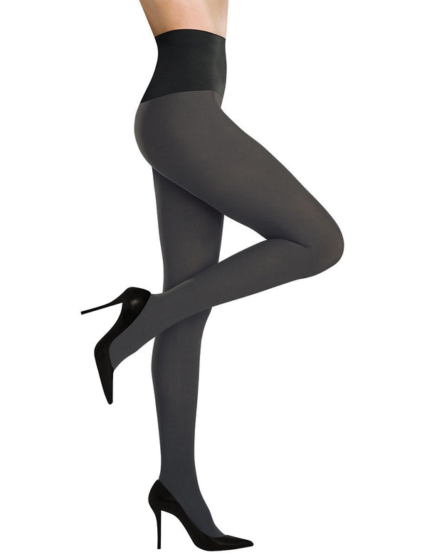 Ultimate Opaque Tights Graphite