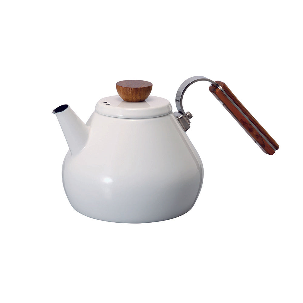 Bona Enamel Tea Kettle