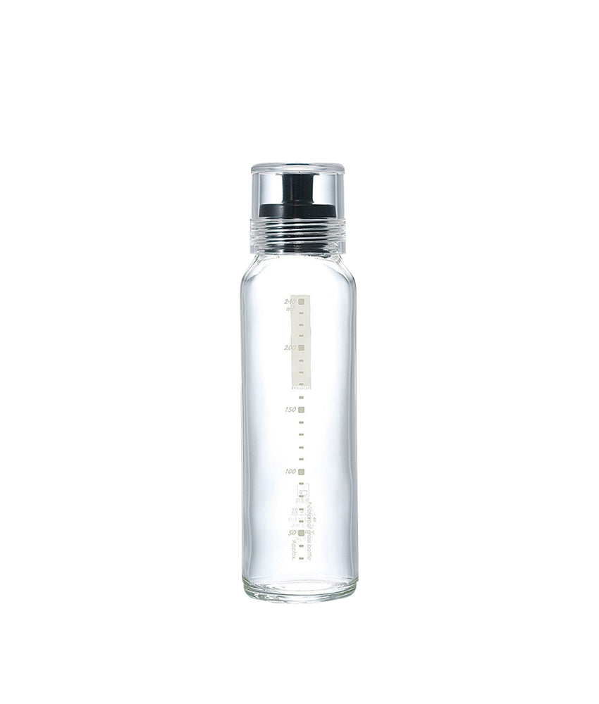 "Hario Dressing Bottle ""Slim 240"" Black"