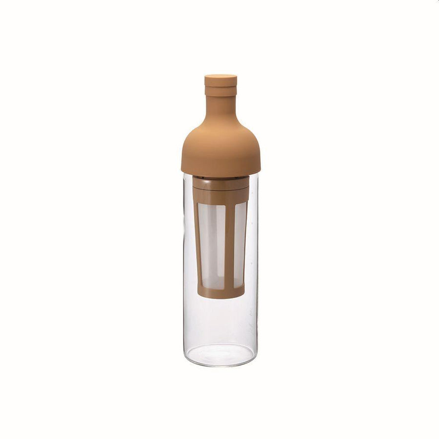 Hario Cold Brew Coffee Filter in Bottle (Mocha)