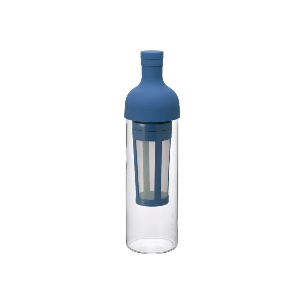 Hario Cold Brew Coffee Filter in Bottle (Blue)