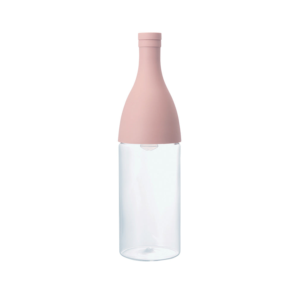 Hario Aisne Cold Brew Tea Filter in Bottle (Pink) 800ml