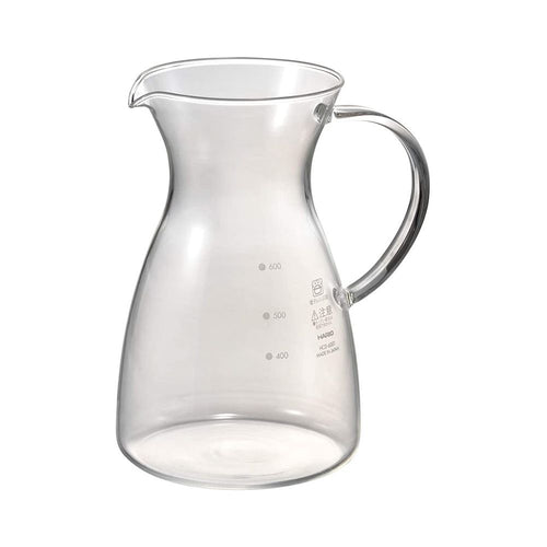 Heat-Resistant Decanter  600ml  with Handle