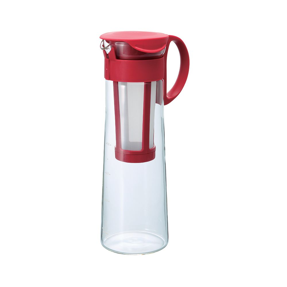 Cold Brew Coffee Pot - Large - Red