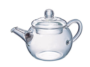 "Asian Teapot ""Round"" Small"